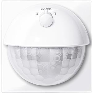 ARGUS 180 UP Sensor-Modul mit Schalter, aktivweiß glänzend, System M