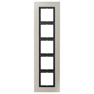 LSP 985 ES, Rahmen, 5fach, für waagerechte und senkrechte Kombination