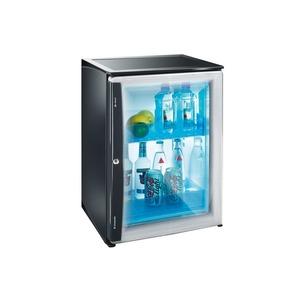 Hipro 4000 Vision , Glastür, MiniBar, lautloser Kühlkomfort, Hipro 4000 Vision Einbau