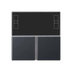 A 4093 TSA ANM, Tastensatz, komplett, für Kompakt-Raumcontroller-Modul Art.-Nr.: 4093KRMTSD