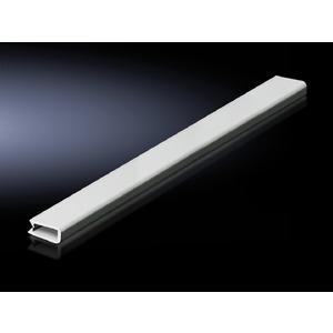 SV 9350.010, Sammelschienen-Abdeckprofil für E-Cu 12/15x5 mm, L=1000 mm, Preis per VPE, VPE = 4 Stück