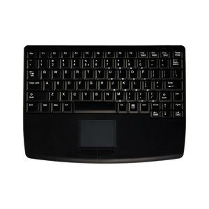 Funk-Tastatur, Tastatur. Kabellos mit USB-Empfänger. 4,2 GHz.