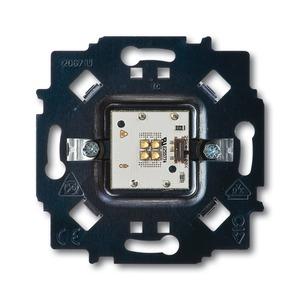 2067/12 U, LED-UP-Einsatz, UP-Montagedosen und -Einsätze, Einsätze für LED-Licht/Infolicht/Lichtsignal