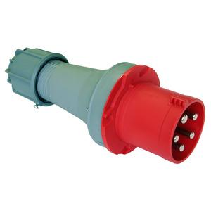 0351-6, Stecker 63A 5p 6h IP44 TWIST