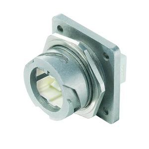STX V1 Flanschset SC-RJ/2SC-Kupplung SM Metall