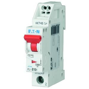 PLI-B10/1, Leitungsschutzschalter, 10A, 1p, B-Char