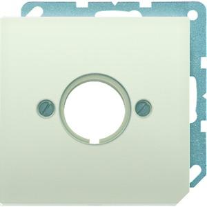 AL 2964, Abdeckung, Tragring, Schraubbefestigung, für Befehlsgeräte mit 22,5 mm Ø