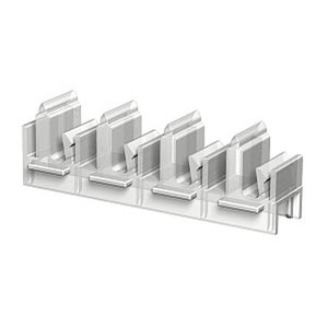 PV N3 100H, Profilverbinder horizontal für Konsole BKN3, PP, natur