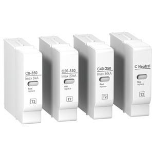 Ersatzschutzmodul C8-350 für Überspannungsschutz iQuick PRD8R