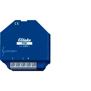 FR61-230V, Selbstlernender Feldfreischalter 230V. 1 Schließer nicht potenzialfrei 10A/250V AC