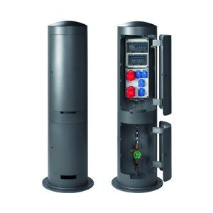 Elektro-/ Wasserversorgungspoller