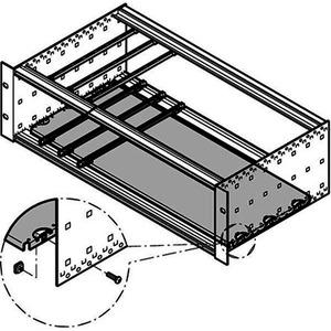 Montageplatte Standard