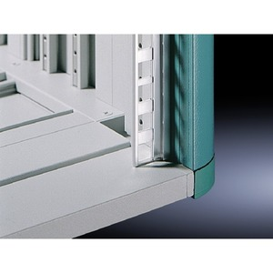 RC 3751.640, 482,6 mm (19 Zoll) Lochwinkel für Gehäusehöhe 7 HE, Preis per VPE, VPE = 2 Stück