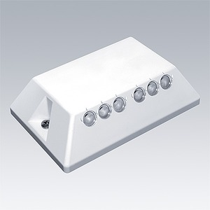 TGR 12L08 BU CL3, LED-Einbauleuchte