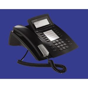 ST 42 IP schwarz, Systemtelefon für Anlagen mit ASIP Protokoll-Unterstützung