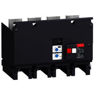 Differenzstromblock ComPact Vigi MB, 300-30000MA, 440-550 V, 4P