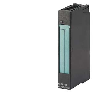 6ES7135-4FB52-0AB0, SIMATIC DP, Elektronikmodul für ET 200S, 2 AO U High Speed, 15mm Baubr., +/-10V, +/-5V, 1.. 5V 16 Bit, Zykluszeit: 0,1ms mit LED SF (Sammelfehler)