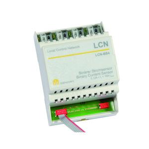LCN - BS4, Stromsensor mit 4 Eingängen bis 16A belastbar