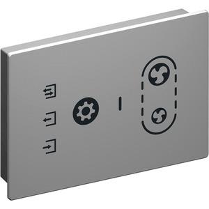 RLS G1 WS, Design-Bedienteil RLS G1 WS für WS 75 Powerbox S und H