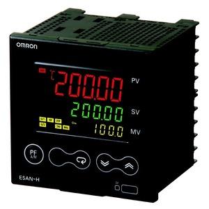 E5AN-HPRR2BFM-500 100-240 VAC, Universalregler (Erweitert), 1/4 DIN, 3-Punkt-Schritt, 2 Zusatzausgänge Relais, Universal-Eingang, Übertragungsausgang, 100…240V AC