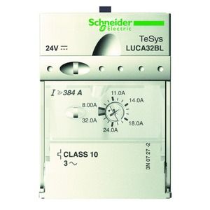Standard-Steuereinheit LUCA, Klasse 10, 0,35-1,4A, 110-220V DC/AC