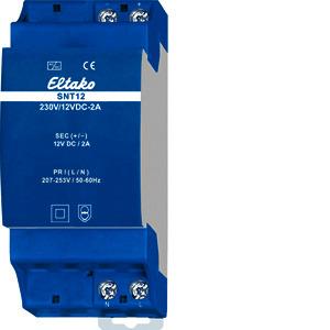 SNT12-230V/12VDC-2A, Schaltnetzteil 230V/12V DC-2A