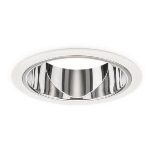 DN560B LED12S/830 PSE-E C WH SG-HR-FR, LED Einbaudownlight, 3000K, Ra>80schaltbar, Weiß
