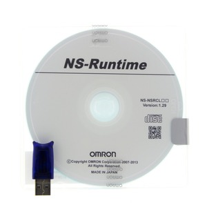 NS-NSRCL1, NS-Runtime Software, für Windows XP, 1 x USB-Dongle