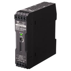 S8VK-G01524-400, Schaltnetzteil - PRO Linie, 15 W, 100 bis 240 VAC Eingang, 24 VDC, Power Boost,  vergossen