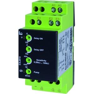 E3LM10 230V AC, Füllstandsüberwachung leitfähiger Flüssigkeiten, 1 Wechsler