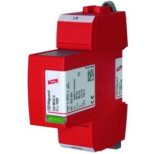 DG SE H LI 1000 FM, Überspannungsableiter Typ 2 DEHNguard SE 1-polig Uc 1000V AC mit Fernmeldekontakt