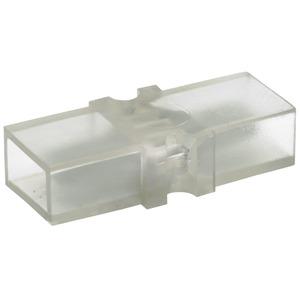 Steckverbinder Elastik, 12 x 4,8x0,8 mm