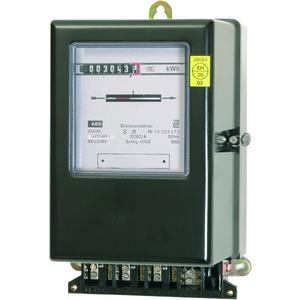 Drehstrom-Messwandlerzähler elektromechanisch 5A, geeicht, So-Schnittstelle