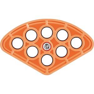 SEG 8/15, Das orange Segment Anwendungsbereich für 8 Kabel Ø 5 - 15 mm