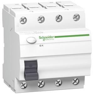 Fehlerstrom-Schutzschalter ID K, 4P, 63A, 300mA, Typ A