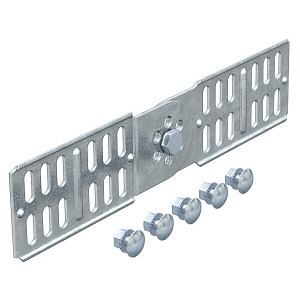 RGV 60 FS, Gelenkverbinder für Kabelrinne 60x260, St, FS