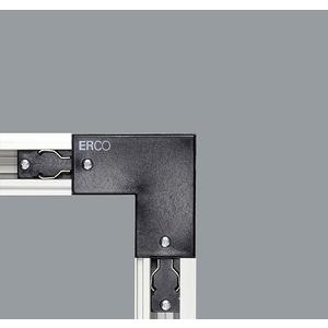 Eckverbinder Erdleiter 3-Phasen, schwarz, 79326