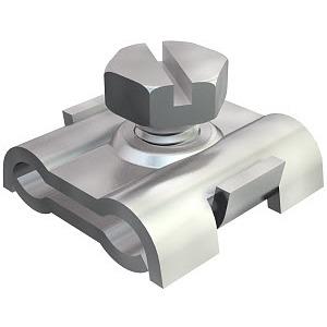261 3-6 G, Drahtseilklemme 3-6mm, St, G