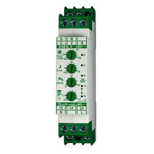 SMS 2, Sensorgesteuerte Motorsteuerung (Wind/Licht), 230V AC (REB)