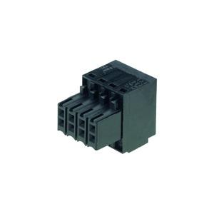 B2L 3.50/20/180 SN BK BX, Leiterplattensteckverbinder, seitlich geschlossen, 3.50 mm, Polzahl: 20, verzinnt, schwarz, Box