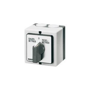 DS 10, Drehschalter DS 10 Schaltung unabhängig von Thermostat