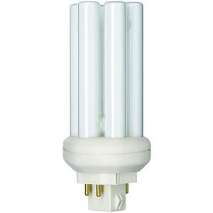 MASTER PL-T 18W/827/4P 1CT/5X10BOX, Kompaktleuchtstofflampe MASTER PL-T 4-pin 18W Warmton -Extra