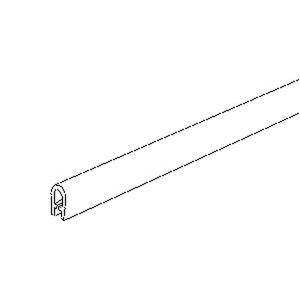 KTS10M, Kantenschutzprofil, 10 Meter, Kunststoff PVC-hart