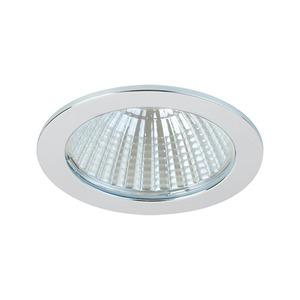 LED-Einbauleuchte    350mA,5W,3000K,chr.
