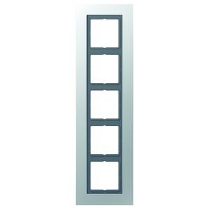 LSP 985 AL, Rahmen, 5fach, für waagerechte und senkrechte Kombination