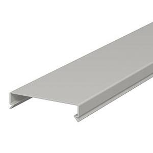 LK4 D 60, Oberteil für LK4 / LK4/N 60mm, PVC, steingrau, RAL 7030