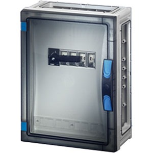 FP 5213, ENYSTAR-Lastschaltergehäuse 160 A, 4polig + PE