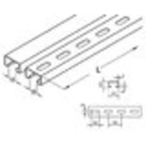 Montagematerial für Kabeltragsystem