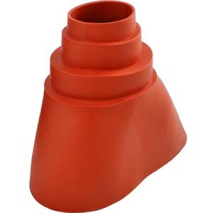Dichtungstülle, rot, Mastdurchmesser 38-60mm