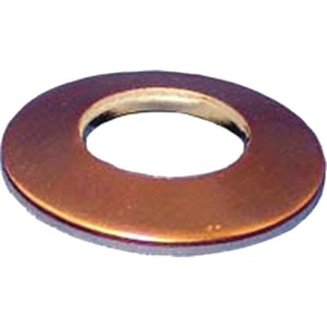ICALCU8CS, Al/Cu Unterlegscheiben M8, d1=18mm, für Kabelschuh bis 120qmm, blank